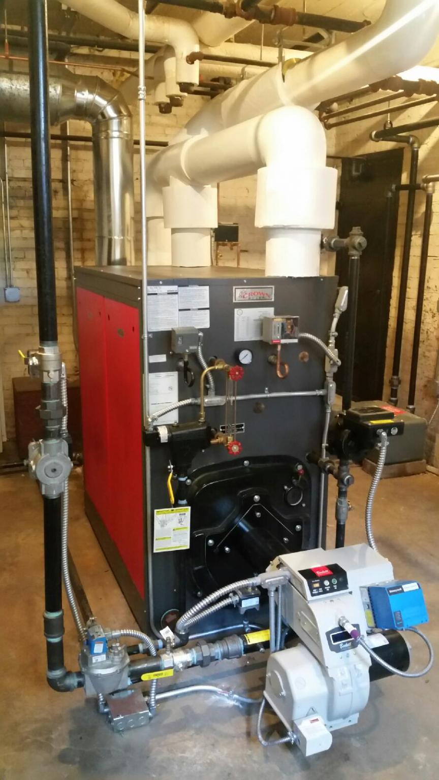 Contractor Spotlight Haucke Plumbing Velocity Boiler Works