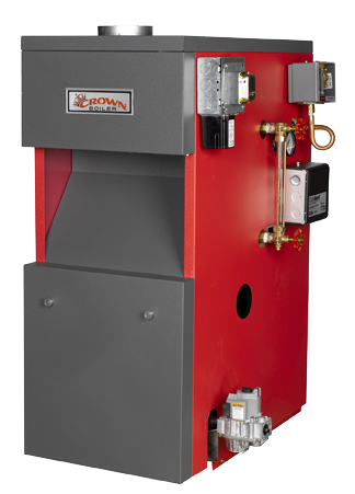 Steam Boiler: Residential Steam Boiler