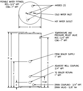 Maxi-Therm Drawing