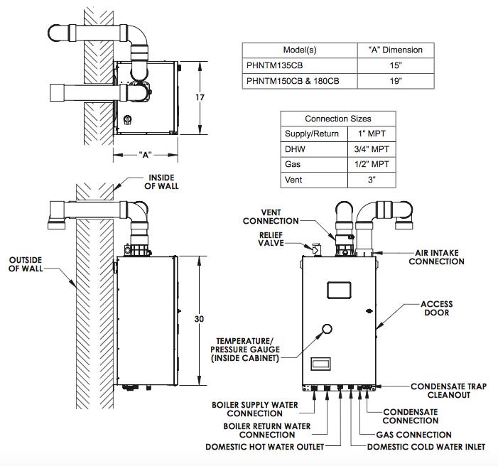 Phantom Combi Velocity Boiler Works