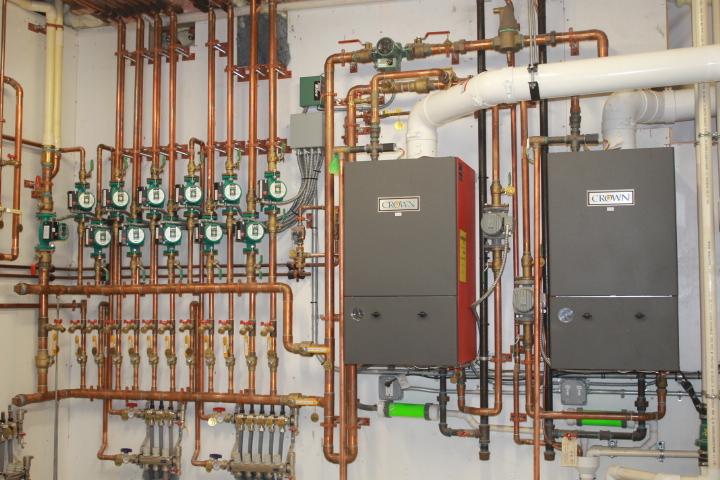 Kingston Plumbing Amp Heating Shines In Bimini Job